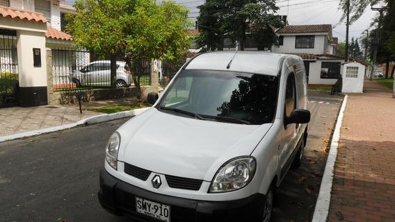 Conservada Renault Kangoo Modelo 2010