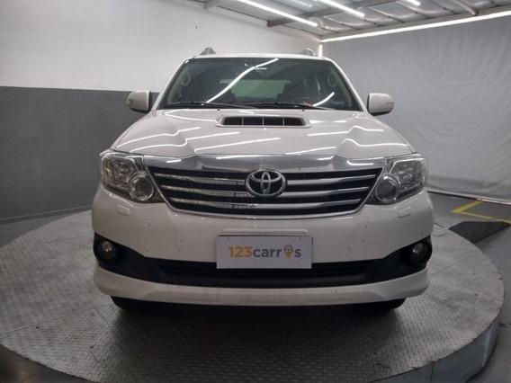 Toyota Hilux Sw4 Srv 4x4 3.0 Aut.
