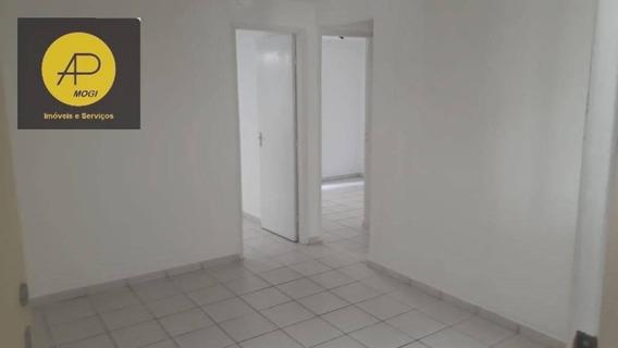 Apartamento Com 2 Dormitórios À Venda, 42 M² Por R$ 125.000,00 - Mogi Moderno - Mogi Das Cruzes/sp - Ap0280