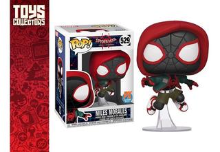 Funko Pop - Miles Morales 529 Px Exclusivo Spiderman