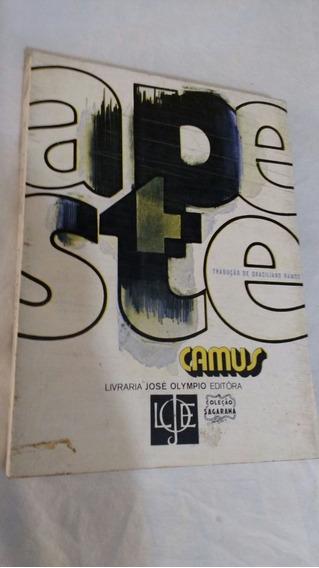 * Livro - A Peste - Albert Camus