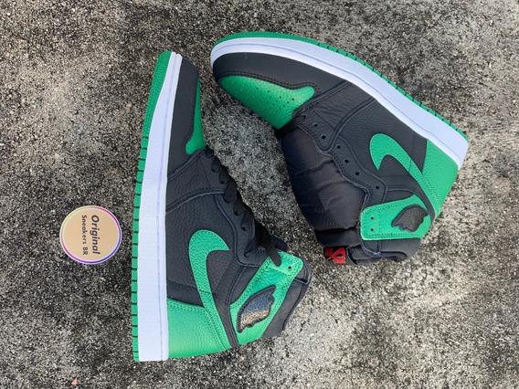 Tenis Nike Jordan 1 Pine Green