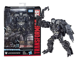 Figura Transformers Studio Series 11 Deluxe Class Lockdown