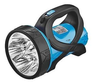 Lanterna Holofote Recarregável 5 Leds 5w Super Forte