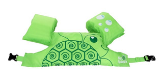 Flotador Con Alitas Para Niño Diseño Tortuga De Neo Splash