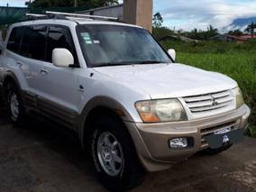 Mitsubishi Montero Limited, 2002 Full