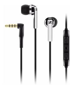 Earphone Para iPod, iPhone E iPad Sennheiser Cx2.00i Preta