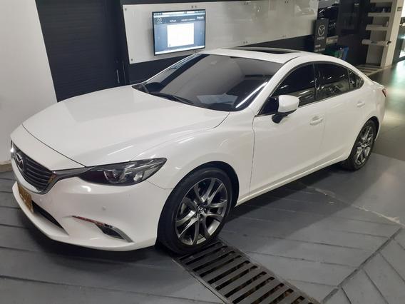 Mazda 6 Grand Touring Lx 2017