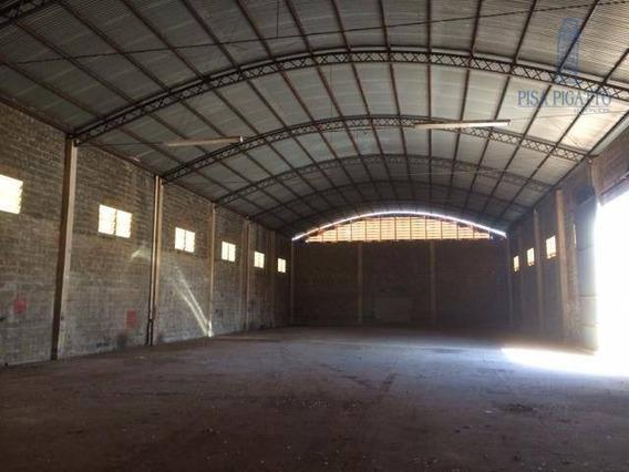 Barracão À Venda, 748 M² Por R$ 3.500.000,00 - Morumbi - Paulínia/sp - Ba0036