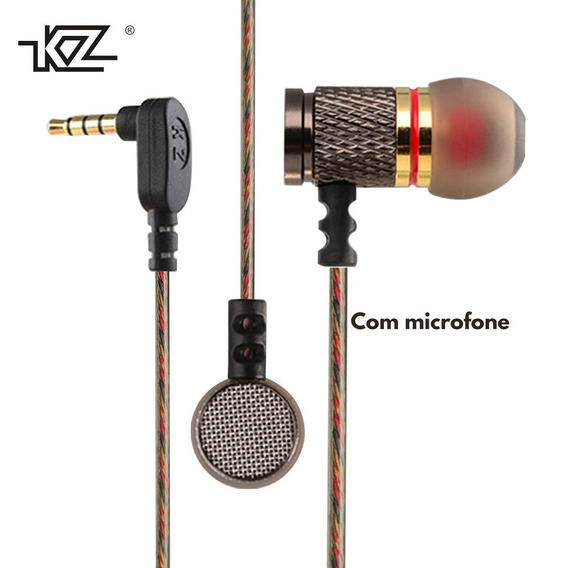 Fone Kz Edr1 In Ear Original