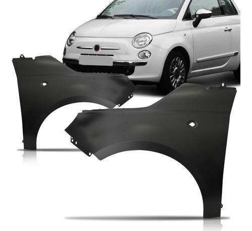 Paralama Dianteiro Fiat 500 2007 2008 2009 2010 2011 2012
