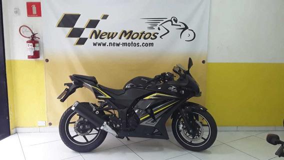 Kawasaki Ninja 250 R , Segundo Dono Apenas 14.000 Km !!!