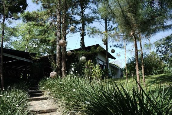 Vendo Casa Campestre Con 10,500 M2 Terreno