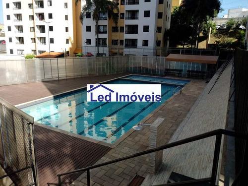 Imagem 1 de 19 de Apartamento Com 3 Dorms, Jaguaribe, Osasco - R$ 278 Mil, Cod: 965 - V965
