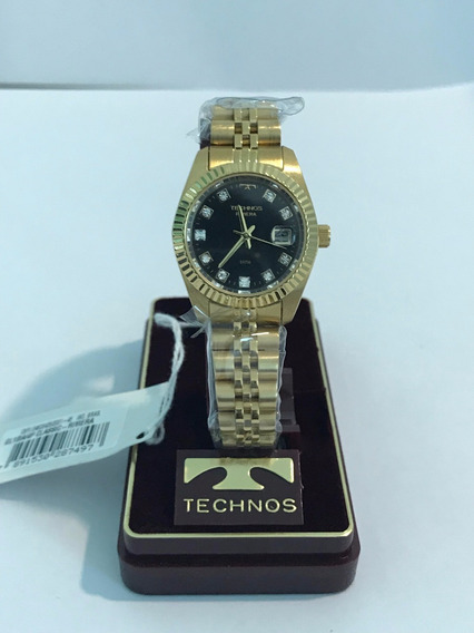 Relógio Feminino Technos Classic Riviera