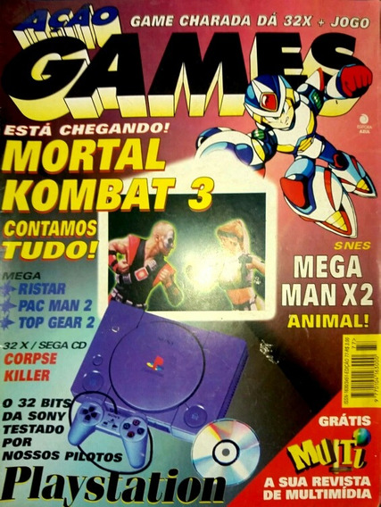 Revista Ação Games N° 77
