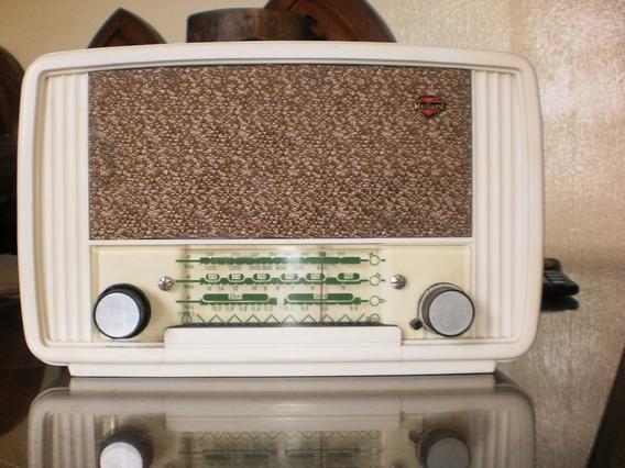 Antigo Radio Mullard Valvulado.lindissimo