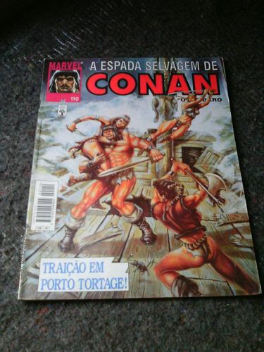 A Espada Selvagem De Conan 110 - Abril Jovem