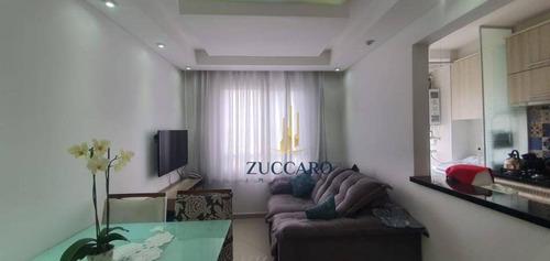 Apartamento Com 2 Dormitórios À Venda, 55 M² Por R$ 250.000 - Ponte Grande - Guarulhos/sp - Ap15034