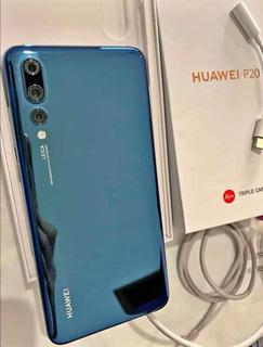 Huawei P20 Pro Libre De Fabrica ¡envío Gratis!