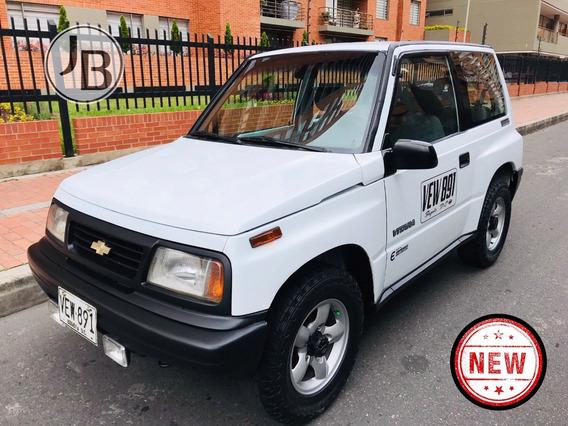Chevrolet Vitara Mt 1.6 4x4 Aa Dh 3p
