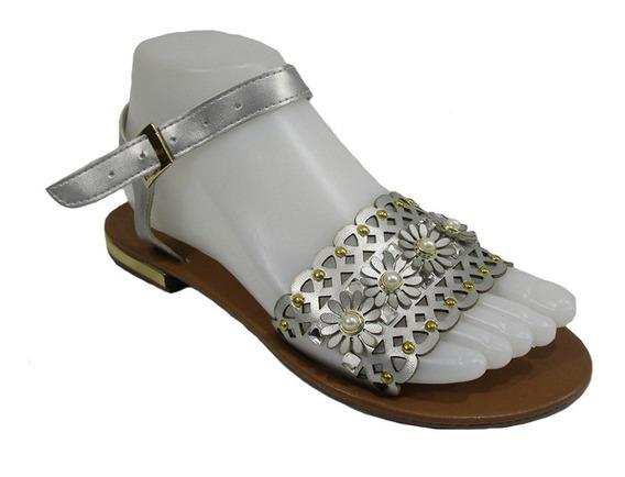 Sandalia Para Dama Maria Pizzola