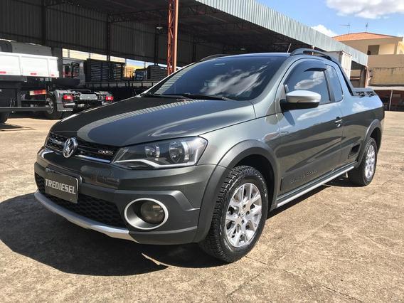 Volkswagen Saveiro 1.6 Cross Cab. Estendida Total Flex 2014