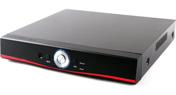 Dvr Gravador De Vídeo Multihd 1080p 8 Câmera Para Vigilância Monitoramento Cftv 5 Em 1 Hdcvi Analógica Digital Ahd Hdtvi