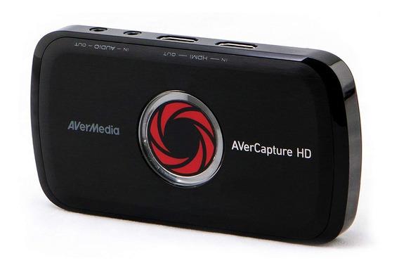 Placa De Captura Avermedia Live Gamer Portable Lite - Gl310