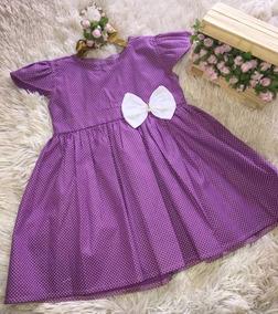Vestido Para Criancas 1 A 2 Anos 3 A 5 Anos