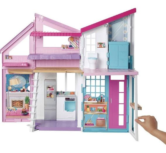 Barbie Casa Malibu - Mattel Fxg57