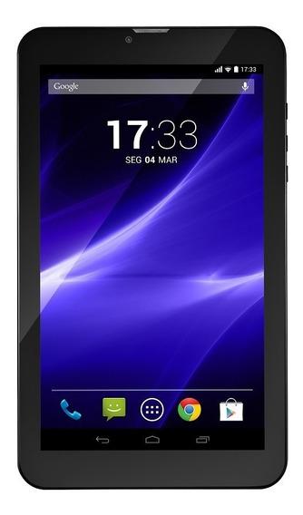 Tablet M9 3g Quad Core 8gb 9 Pol Preto Nb247 Multilaser