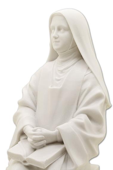 Imagem Escultura Santa Teresinha, Santa Terezinha 18cm