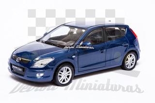 1:24 Hyundai I30 Welly Azul