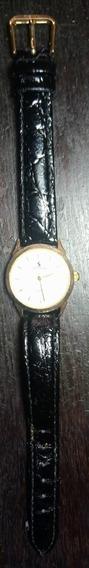 Relógio Feminino Seculus, Pulseira De Couro 14