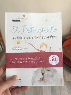 El Principito Lenguaje Inclusivo Antoine De Saint Exupery Va