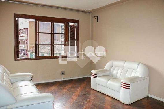 Apartamento 3 Dormitórios, Semi Mobiliado, Frente - 28-im413619
