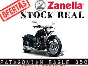 Moto Zanella Patagonian Eagle 350 2017 0km