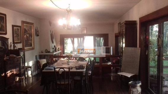Chácara Residencial À Venda, Finco, São Bernardo Do Campo. - Ch0085