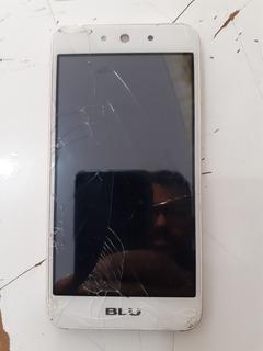 Celular Blu Grand M Com Dispray Quebrado