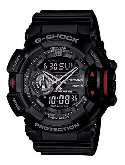 Reloj Casio G-shock Ga-400-1bjf Analógico Digital