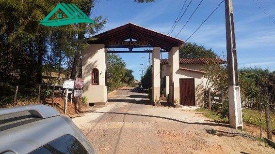 Terreno A Venda No Bairro Vale Das Colinas Em Caxambu - Mg. - 150-1