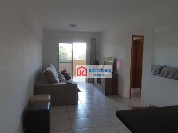Apartamento Com 2 Dormitórios À Venda, 67 M² Por R$ 280.000,00 - Jardim Satélite - São José Dos Campos/sp - Ap2039