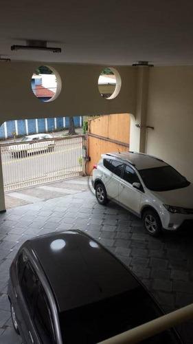 Apartamento Com 3 Dormitórios À Venda, 124 M² Por R$ 650.000,00 - Campestre - Santo André/sp - Ap10048
