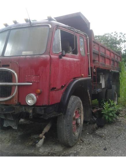 Camion Volteo N3 Fiat