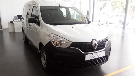 Renault Kangoo Furgon Anticipo Y Cuotas Tasa 0% Leer (ga)