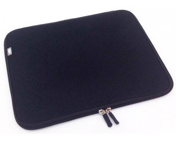 Capa Case P/ Notebook Até 15.6 Polegadas C/ Ziper Note