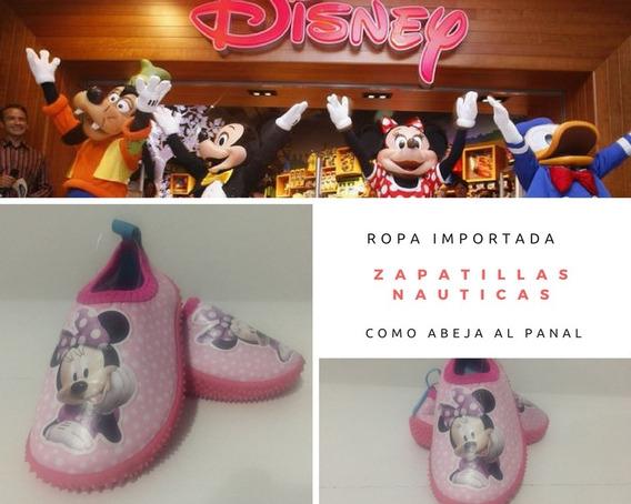 Zapatillas Nauticas Disney Store Nenas