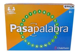 Juego De Mesa Pasapalabra Original Chv