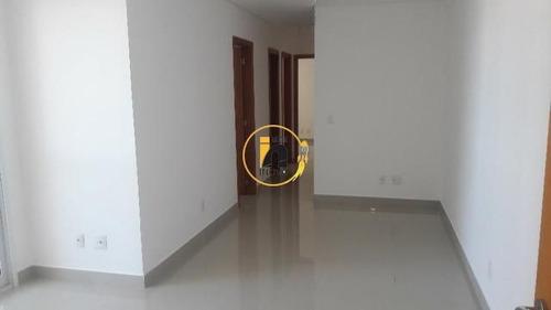 Apartamento Com 3 Quartos Para Comprar No Praia Da Costa Em Vila Velha/es - Nva193